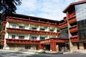 Hotel-Borovica