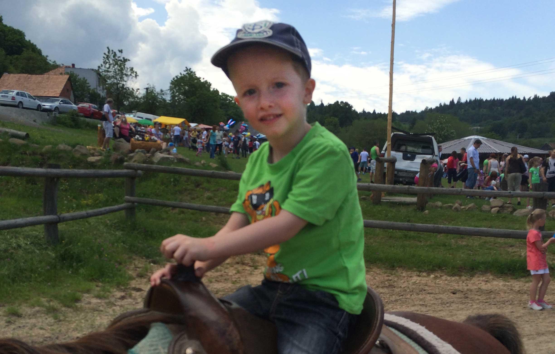 Marko na koni