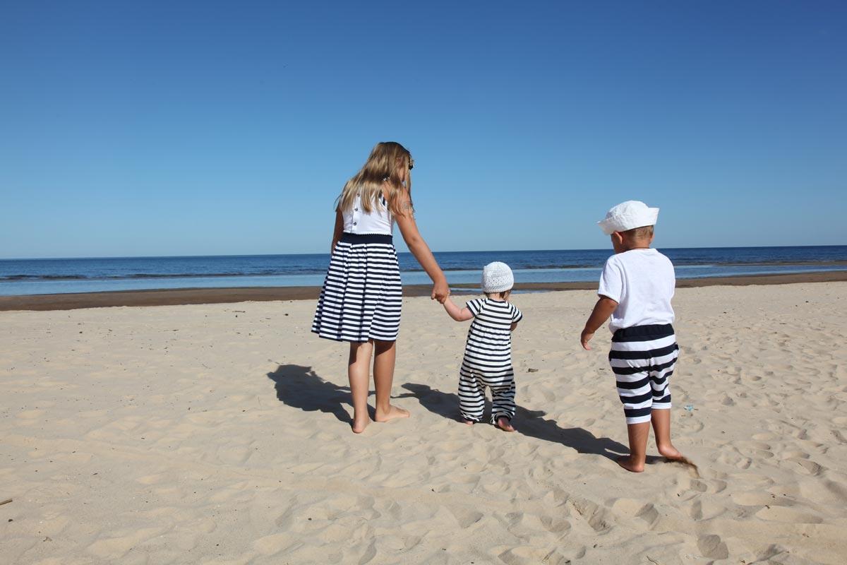 Dovolenka s deťmi pri dovolenke