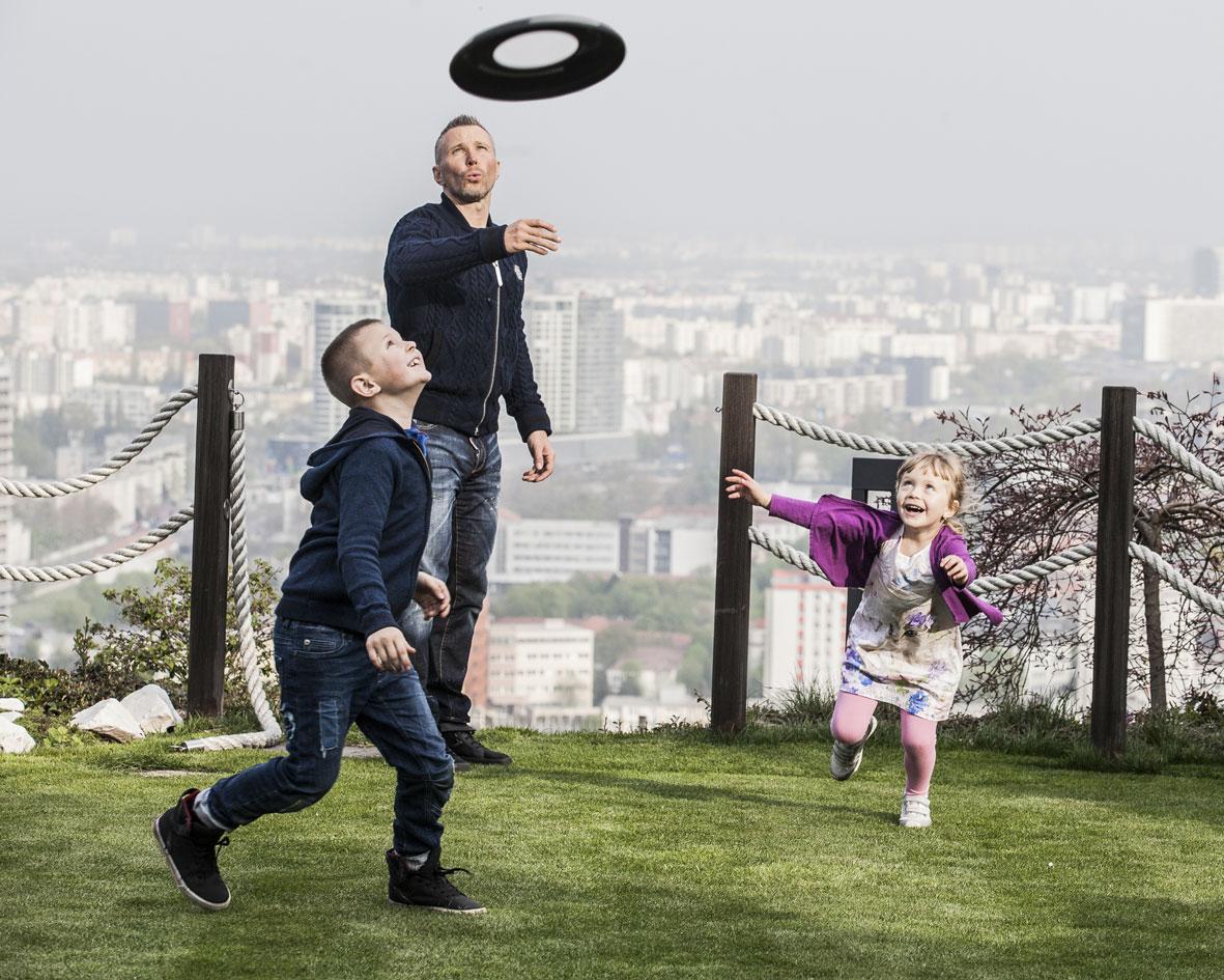 Ľubomír Višňovský rodina