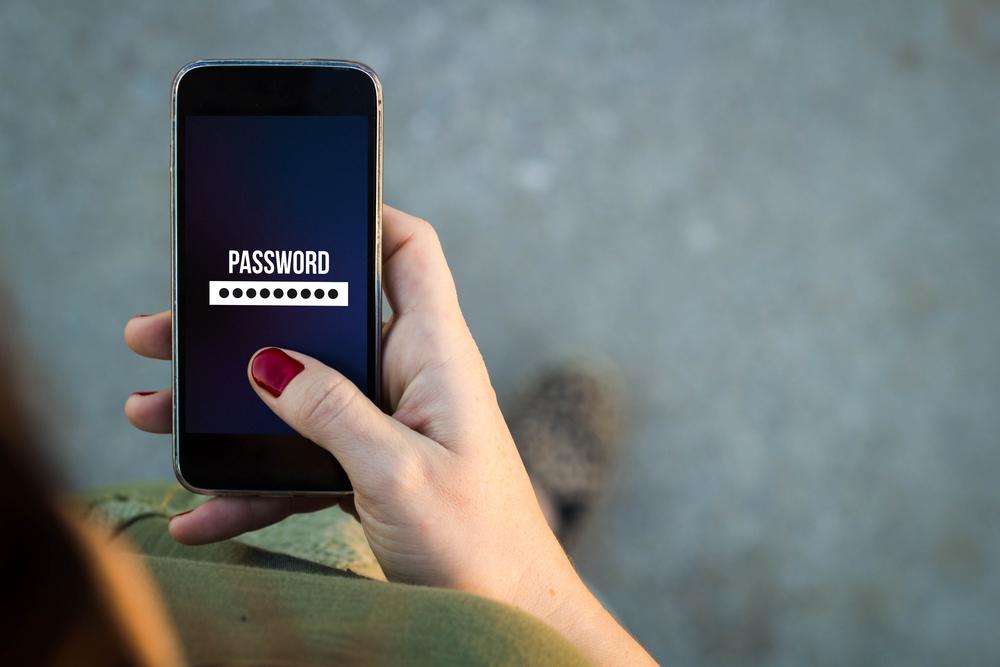 bezpečné heslo
