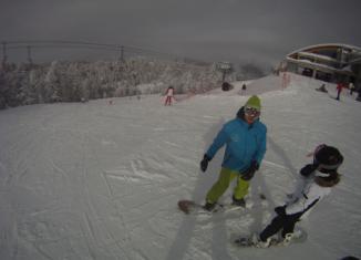 Michal Marček - snowboard